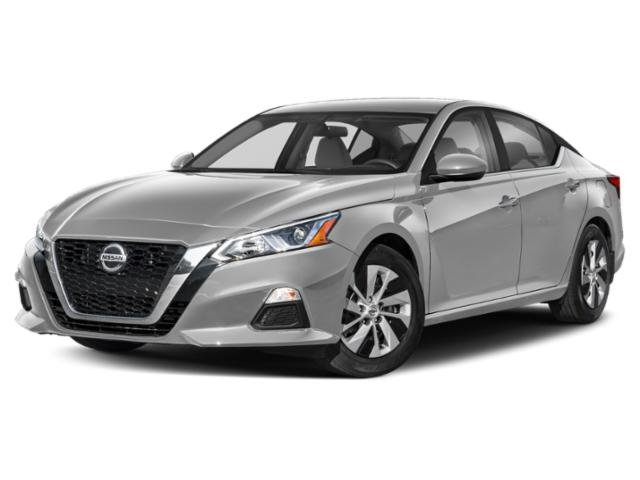 2020 Nissan Altima 2.5 S 2.5 S Sedan Regular Unleaded I-4 2.5 L/152 [7]