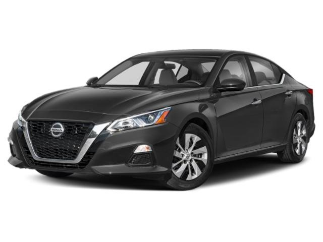 2020 Nissan Altima 2.5 S 2.5 S Sedan Regular Unleaded I-4 2.5 L/152 [2]