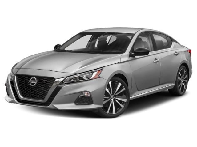 2020 Nissan Altima 2.5 SR 2.5 SR Sedan Regular Unleaded I-4 2.5 L/152 [17]