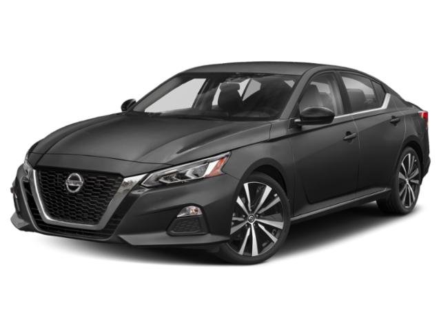 2020 Nissan Altima 2.5 SR 2.5 SR AWD Sedan Regular Unleaded I-4 2.5 L/152 [13]