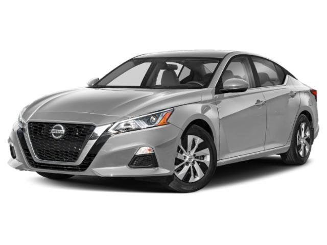 2020 Nissan Altima 2.5 S 2.5 S Sedan Regular Unleaded I-4 2.5 L/152 [8]