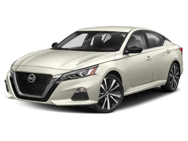 2020 Nissan Altima 2.5 SR 2.5 SR Sedan Regular Unleaded I-4 2.5 L/152 [12]