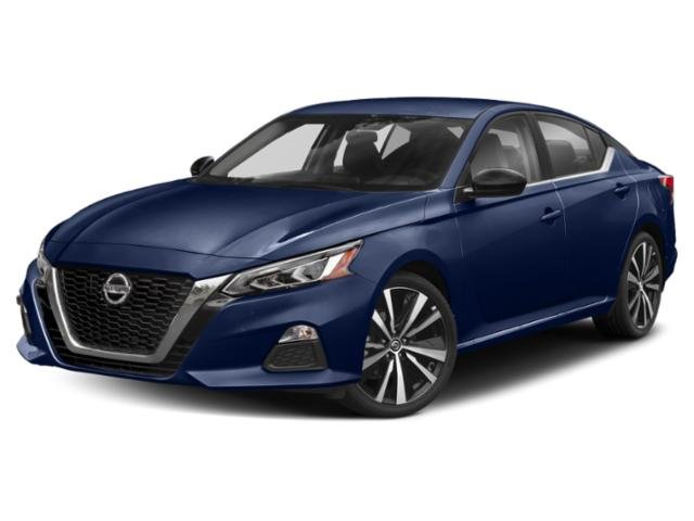 2020 Nissan Altima 2.5 SR FWD 2.5 SR Sedan Regular Unleaded I-4 2.5 L/152 [16]