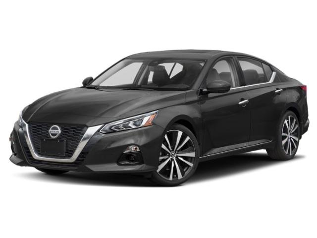 2020 Nissan Altima 2.5 SL 2.5 SL AWD Sedan Regular Unleaded I-4 2.5 L/152 [9]