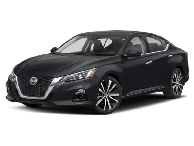 2020 Nissan Altima 2.5 Platinum 2.5 Platinum Sedan Regular Unleaded I-4 2.5 L/152 [0]