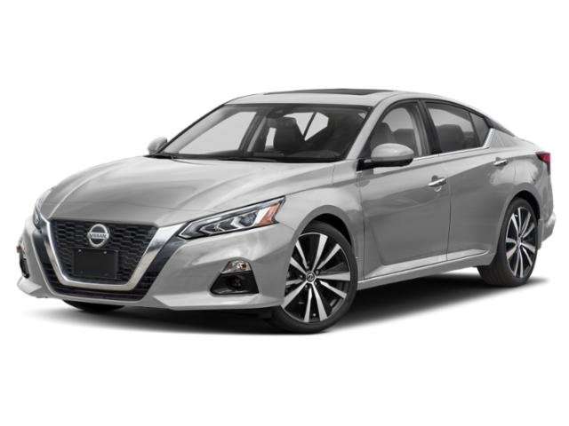 2020 Nissan Altima 2.5 SV 2.5 SV Sedan Regular Unleaded I-4 2.5 L/152 [5]