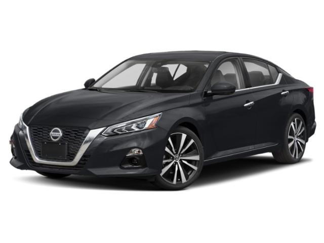 2020 Nissan Altima 2.5 SV 2.5 SV Sedan Regular Unleaded I-4 2.5 L/152 [18]