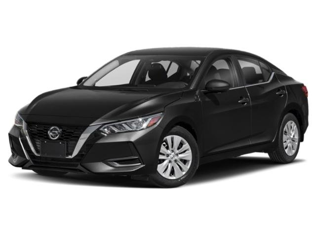 2020 Nissan Sentra SV SV CVT Regular Unleaded I-4 2.0 L/122 [14]