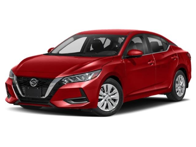 2020 Nissan Sentra SV SV CVT Regular Unleaded I-4 2.0 L/122 [12]