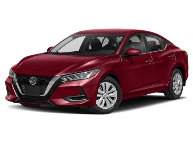 2020 Nissan Sentra SV SV CVT Regular Unleaded I-4 2.0 L/122 [18]