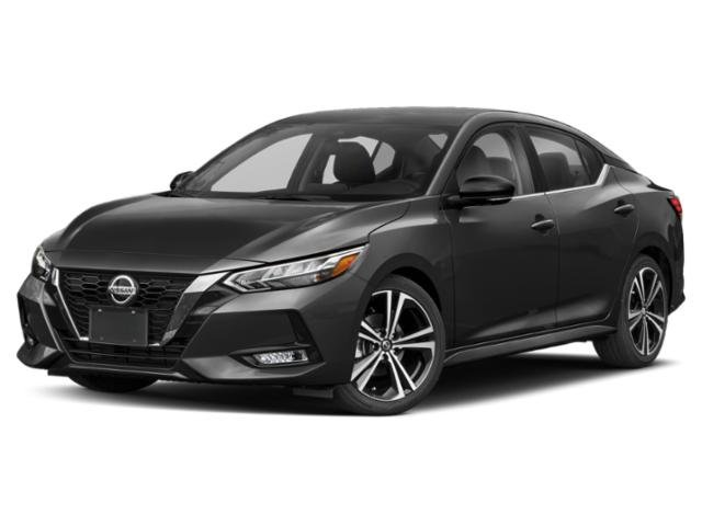 2020 Nissan Sentra SR SR CVT Regular Unleaded I-4 2.0 L/122 [7]