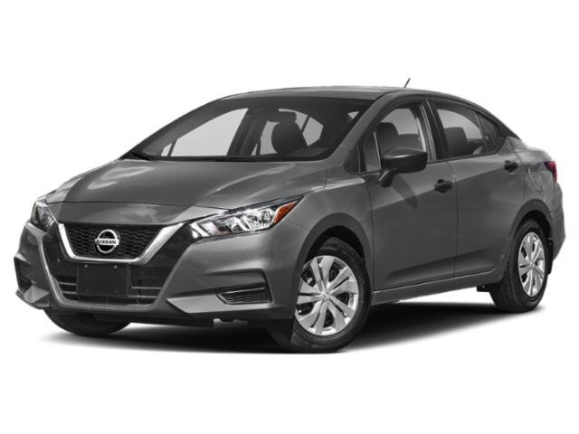 2020 Nissan Versa SV SV CVT Regular Unleaded I-4 1.6 L/98 [6]