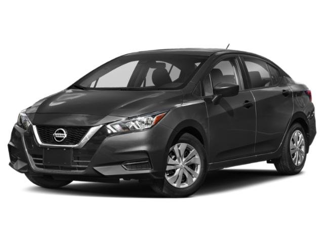 2020 Nissan Versa SV SV CVT Regular Unleaded I-4 1.6 L/98 [14]