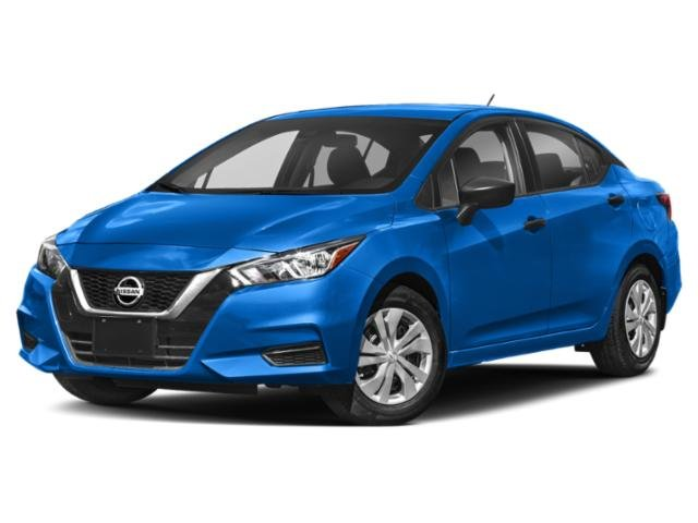 2020 Nissan Versa S S CVT Regular Unleaded I-4 1.6 L/98 [18]
