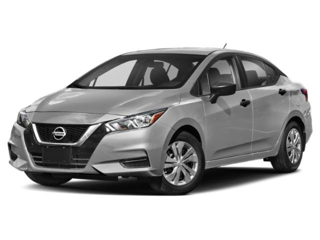 2020 Nissan Versa Sedan S S CVT Regular Unleaded I-4 1.6 L/98 [0]