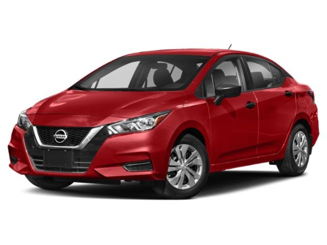 2020 Nissan Versa SV SV CVT Regular Unleaded I-4 1.6 L/98 [12]