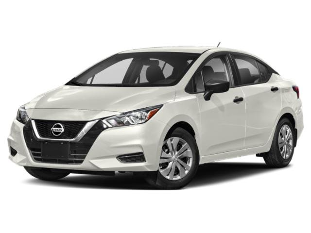 2020 Nissan Versa S S CVT Regular Unleaded I-4 1.6 L/98 [7]