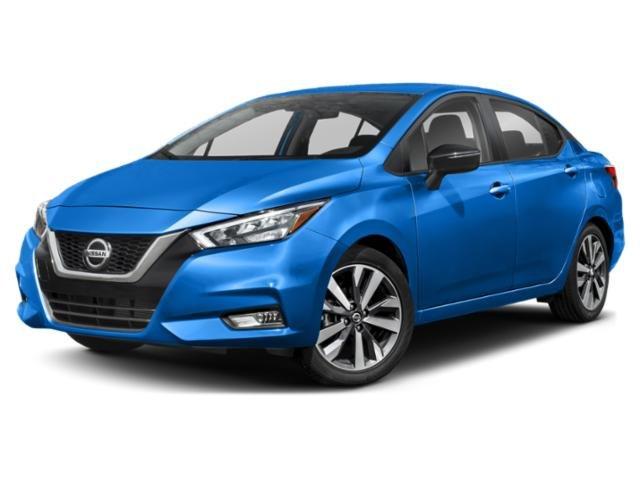 2020 Nissan Versa SR SR CVT Regular Unleaded I-4 1.6 L/98 [14]
