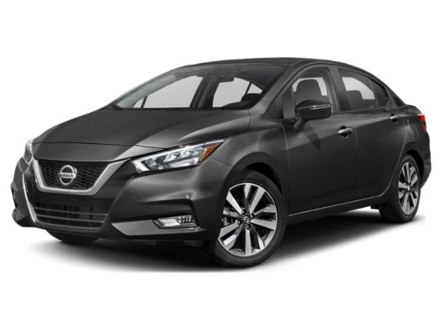 2020 Nissan Versa Sedan SR SR CVT Regular Unleaded I-4 1.6 L/98 [18]