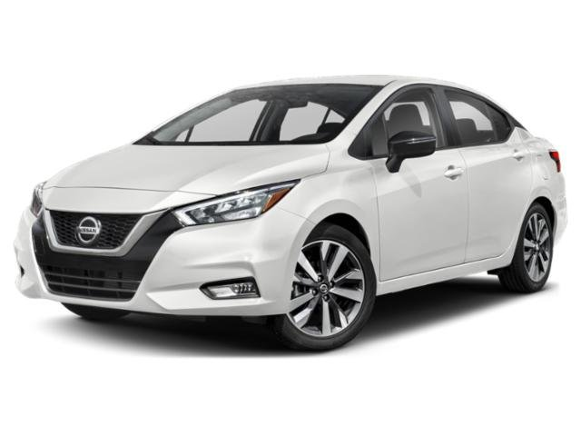 2020 Nissan Versa SR SR CVT Regular Unleaded I-4 1.6 L/98 [5]