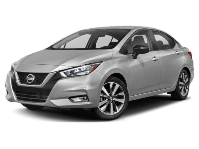 2020 Nissan Versa SR SR CVT Regular Unleaded I-4 1.6 L/98 [7]