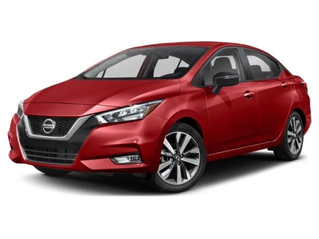 2020 Nissan Versa SR SR CVT Regular Unleaded I-4 1.6 L/98 [13]