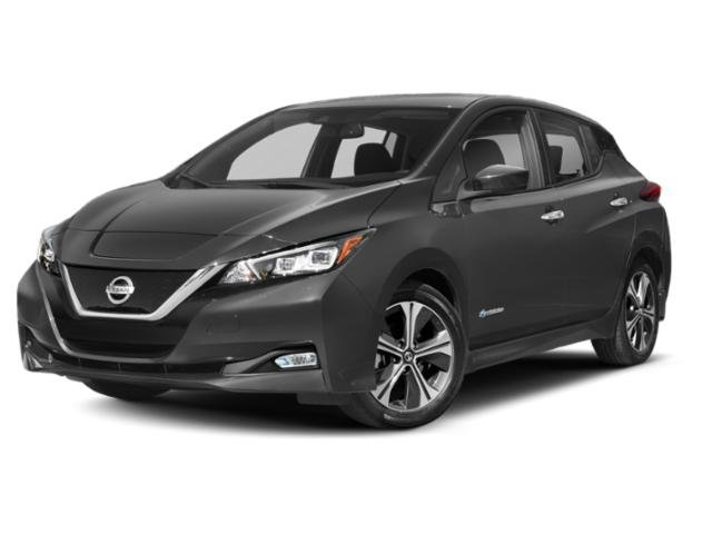 2020 Nissan LEAF SV SV Hatchback Electric [16]