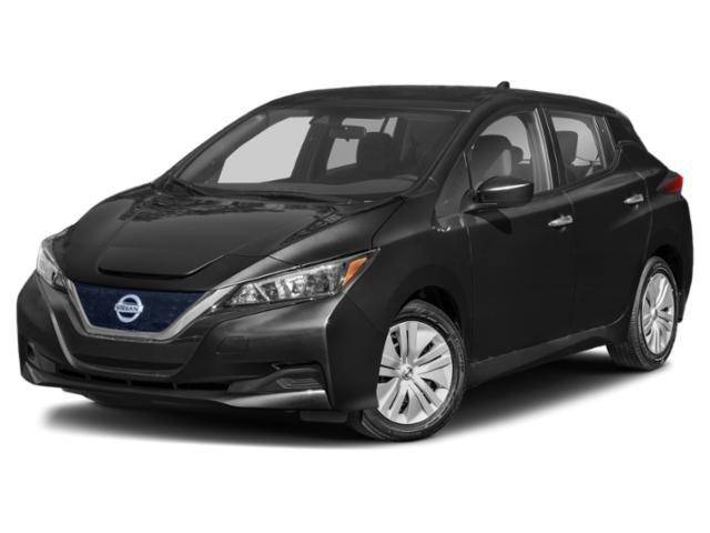 2020 Nissan LEAF S S Hatchback Electric [3]