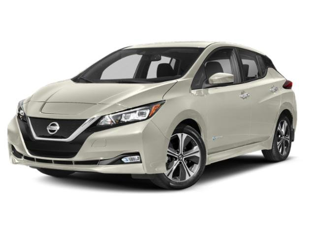 2020 Nissan Leaf Electric S -PLUS S PLUS Hatchback Electric [6]