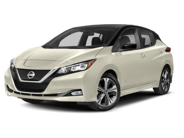 2020 Nissan LEAF SL PLUS SL PLUS Hatchback Electric [7]