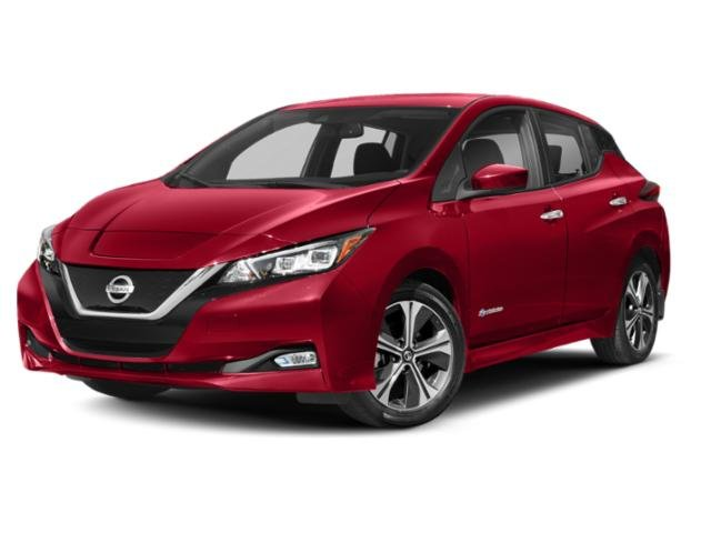 2020 Nissan LEAF SV PLUS SV PLUS Hatchback Electric [9]
