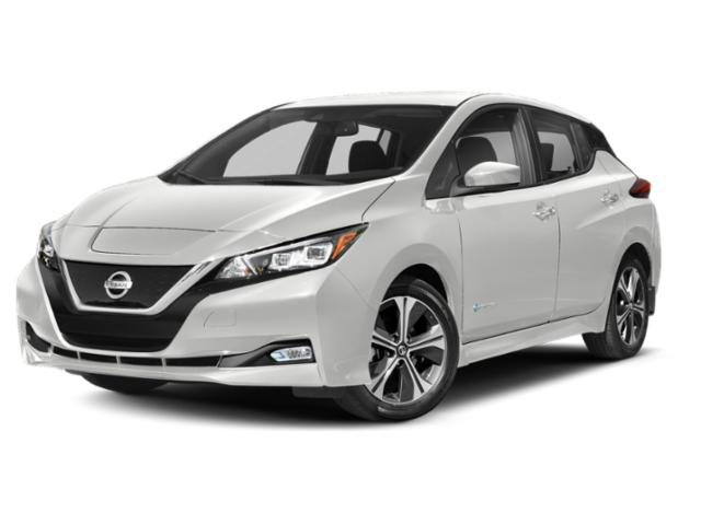 2020 Nissan LEAF SV PLUS SV PLUS Hatchback Electric [8]