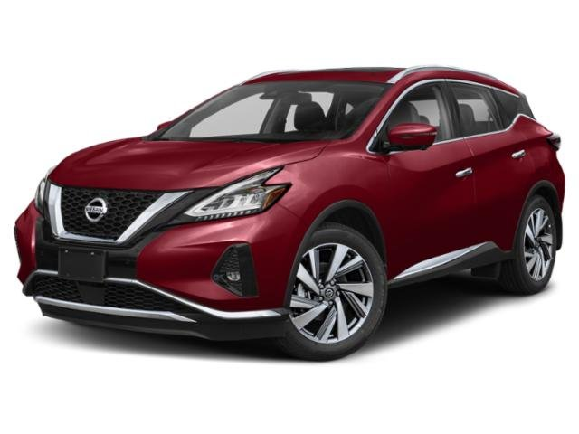 2020 Nissan Murano Platinum AWD Platinum Regular Unleaded V-6 3.5 L/213 [2]