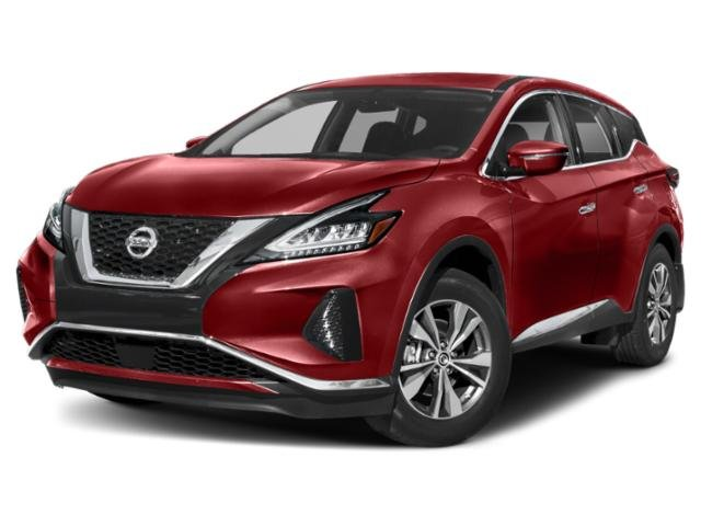 2020 Nissan Murano SV AWD AWD SV Regular Unleaded V-6 3.5 L/213 [0]