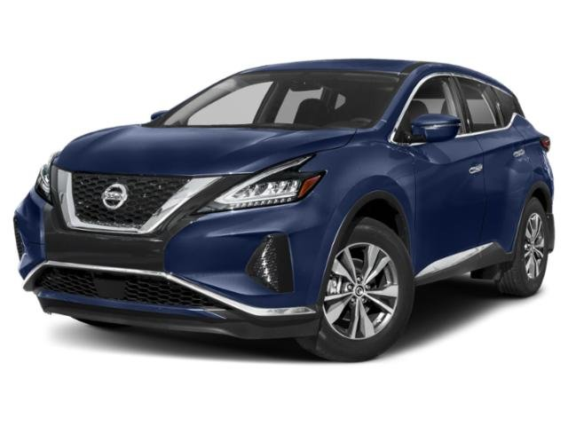 2020 Nissan Murano S FWD FWD S Regular Unleaded V-6 3.5 L/213 [9]