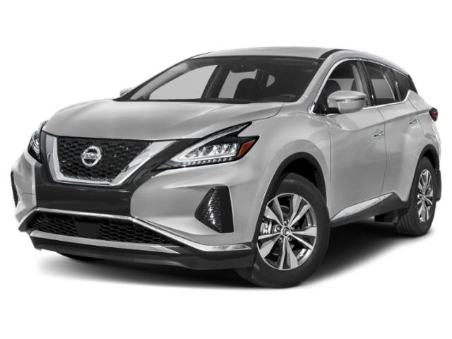 2020 Nissan Murano SV FWD FWD SV Regular Unleaded V-6 3.5 L/213 [4]