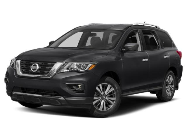2020 Nissan Pathfinder SL - 2WD FWD SL Regular Unleaded V-6 3.5 L/213 [0]