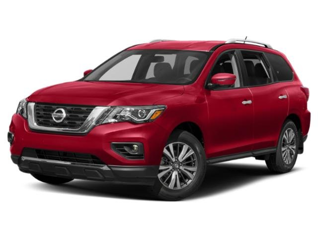 2020 Nissan Pathfinder SV FWD SV Regular Unleaded V-6 3.5 L/213 [1]
