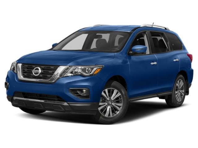2020 Nissan Pathfinder SV 4x4 SV Regular Unleaded V-6 3.5 L/213 [9]