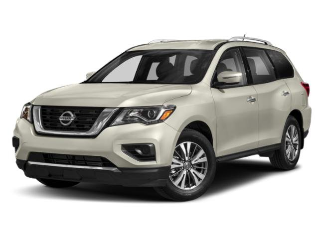 2020 Nissan Pathfinder S 4x4 S Regular Unleaded V-6 3.5 L/213 [1]