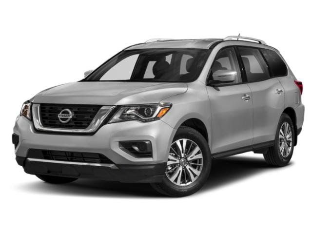 2020 Nissan Pathfinder S 4x4 S Regular Unleaded V-6 3.5 L/213 [7]