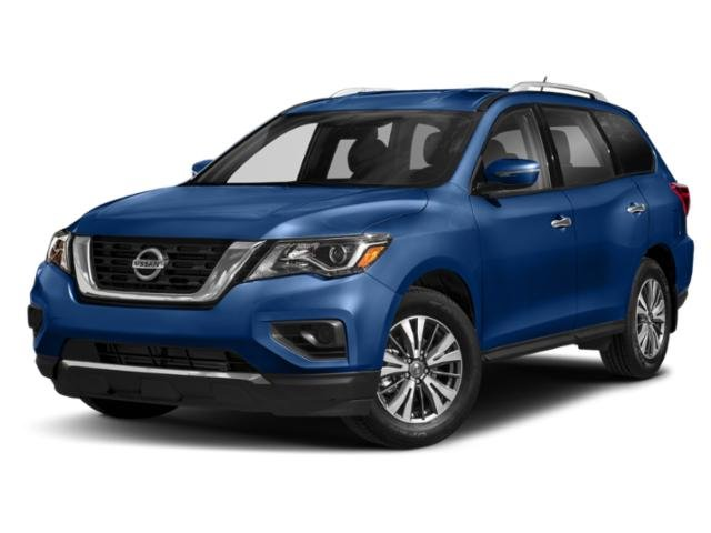 2020 Nissan Pathfinder S 4x4 S Regular Unleaded V-6 3.5 L/213 [2]