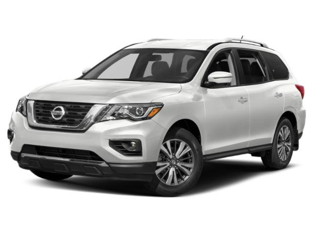 2020 Nissan Pathfinder SL 4x4 SL Regular Unleaded V-6 3.5 L/213 [9]