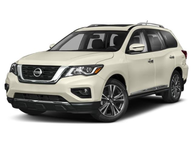 2020 Nissan Pathfinder Platinum 4x4 Platinum Regular Unleaded V-6 3.5 L/213 [1]