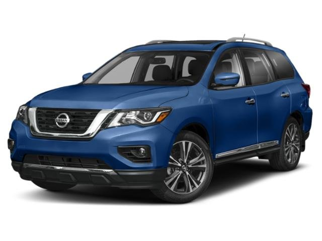2020 Nissan Pathfinder Platinum 4x4 Platinum Regular Unleaded V-6 3.5 L/213 [2]
