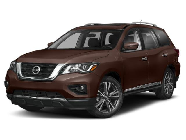 2020 Nissan Pathfinder Platinum FWD Platinum Regular Unleaded V-6 3.5 L/213 [28]
