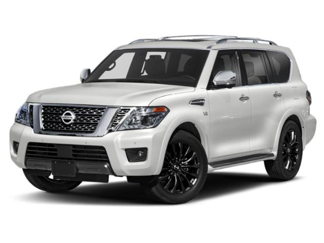 2020 Nissan Armada Platinum 4x4 Platinum Regular Unleaded V-8 5.6 L/339 [0]