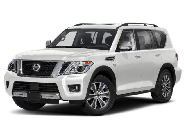 2020 Nissan Armada SL 4x4 SL Regular Unleaded V-8 5.6 L/339 [0]
