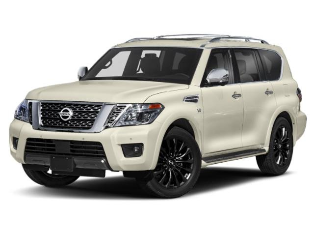 2020 Nissan Armada Platinum 4x4 Platinum Regular Unleaded V-8 5.6 L/339 [2]
