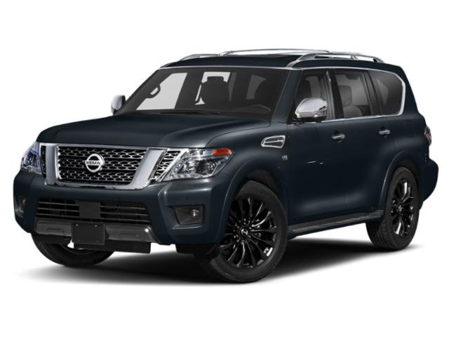 2020 Nissan Armada PLAT-4X4 4x4 Platinum Regular Unleaded V-8 5.6 L/339 [0]